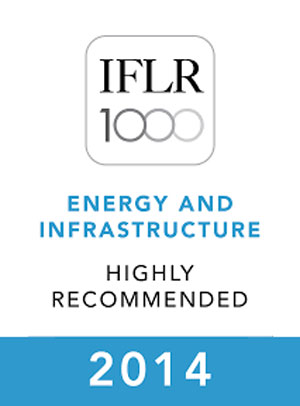 IFLR1000 ENERGY AND INFRASTRUCTURE 2014